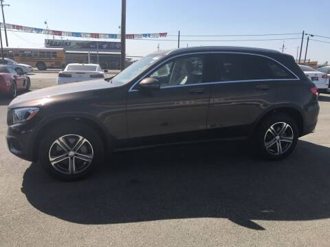 2017 Mercedes-Benz GLC for sale at First Choice Auto Sales in Bakersfield CA
