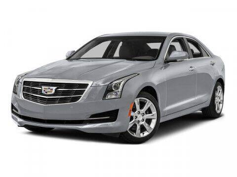 2016 Cadillac ATS for sale at BILLY D SELLS CARS! in Temecula CA