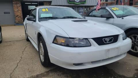 2001 Ford Mustang for sale at LOT 51 AUTO SALES in Madison WI