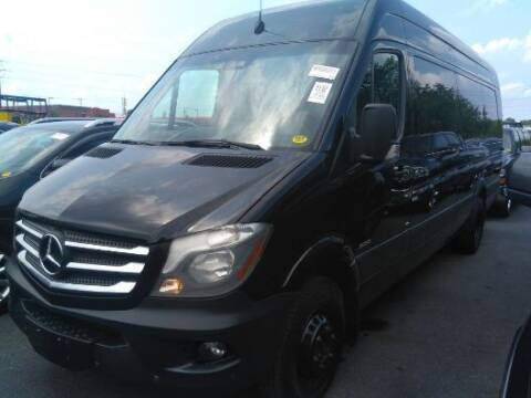 2016 Mercedes-Benz Sprinter Cab Chassis for sale at Zoom Auto Group in Parsippany NJ