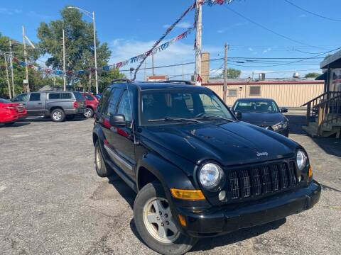2006 Jeep Liberty for sale at Some Auto Sales in Hammond IN