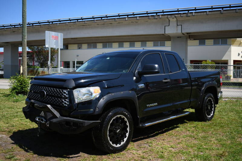 2015 Toyota Tundra for sale at STS Automotive - Miami, FL in Miami FL
