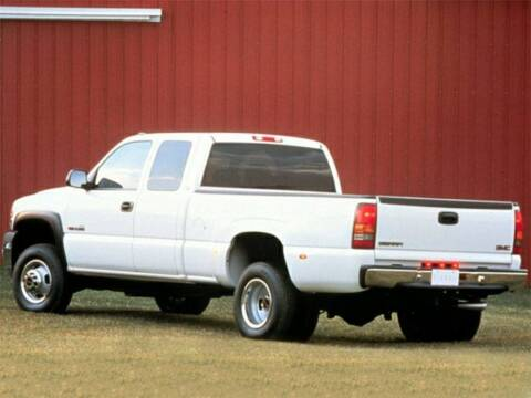 2002 GMC Sierra 3500 for sale at Head Motor Company - Head Indian Motorcycle in Columbia MO