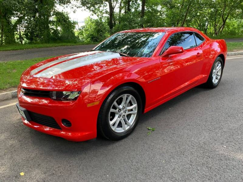 2015 Chevrolet Camaro for sale at Crazy Cars Auto Sale in Jersey City NJ
