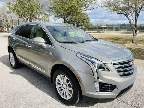 2019 Cadillac XT5 for sale at Prestige Motor Cars in Houston TX