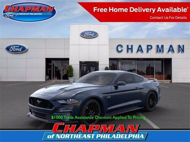 2021 Ford Mustang for sale at CHAPMAN FORD NORTHEAST PHILADELPHIA in Philadelphia PA
