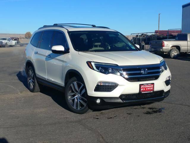 2016 Honda Pilot for sale at Rocky Mountain Commercial Trucks in Casper WY