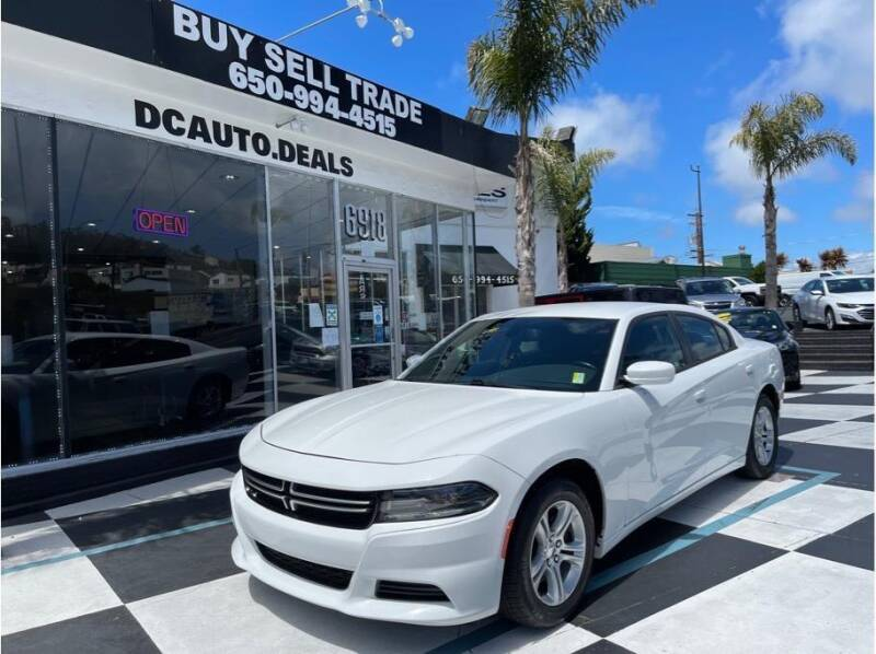 2015 Dodge Charger for sale at AutoDeals in Daly City CA