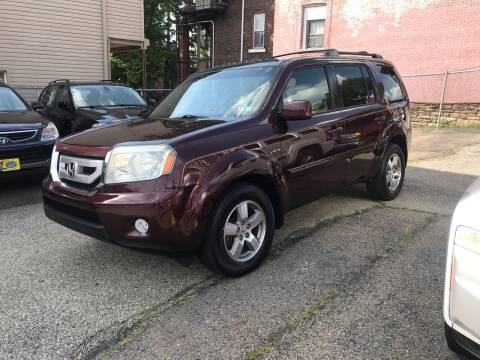 2010 Honda Pilot for sale at MG Auto Sales in Pittsburgh PA
