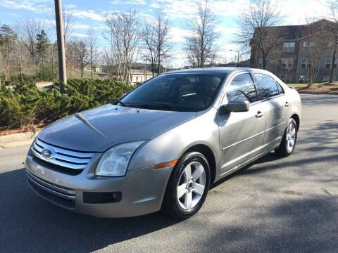 2008 Ford Fusion for sale at CVC AUTO SALES in Durham NC