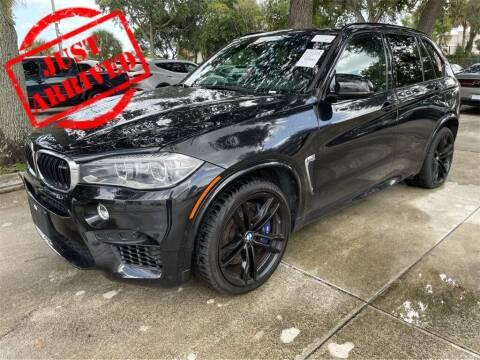 2018 BMW X5 M for sale at Florida Fine Cars - West Palm Beach in West Palm Beach FL