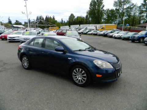 2010 Suzuki Kizashi for sale at J & R Motorsports in Lynnwood WA