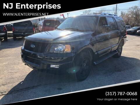 2006 Ford Expedition for sale at NJ Enterprises in Indianapolis IN