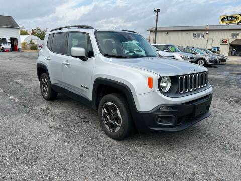 2015 Jeep Renegade for sale at Riverside Auto Sales & Service in Portland ME