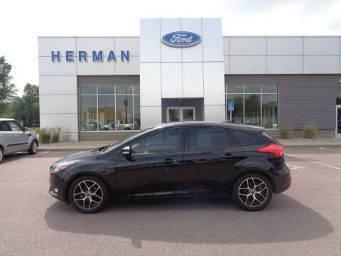 2017 Ford Focus for sale at Herman Motors in Luverne MN