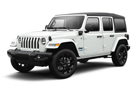 2021 Jeep Wrangler 4xe for sale at PATRIOT CHRYSLER DODGE JEEP RAM in Oakland MD