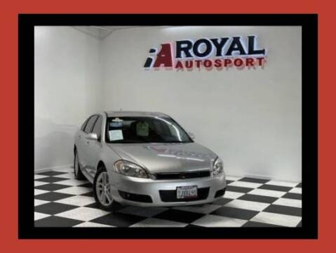 2014 Chevrolet Impala Limited for sale at Royal AutoSport in Sacramento CA