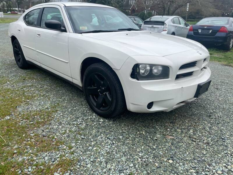 2008 Dodge Charger for sale at Maxx Used Cars in Pittsboro NC