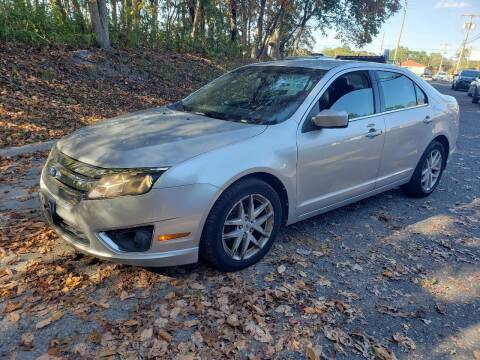 2011 Ford Fusion for sale at CRS 1 LLC in Lakewood NJ
