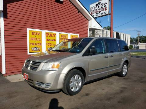 2008 Dodge Grand Caravan for sale at Mack's Autoworld in Toledo OH