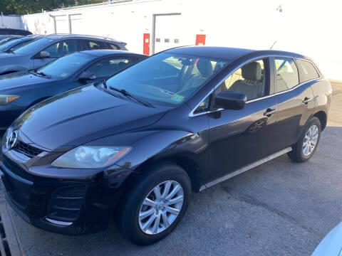 2010 Mazda CX-7 for sale at JerseyMotorsInc.com in Teterboro NJ
