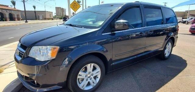 2013 Dodge Grand Caravan for sale at USA Auto Inc in Mesa AZ