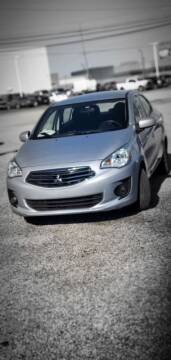 2018 Mitsubishi Mirage G4 for sale at Wallers Auto Sales LLC in Dover OH