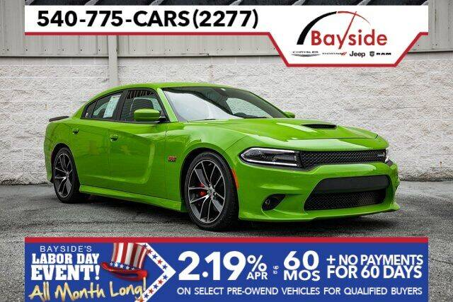 2017 Dodge Charger for sale in King George, VA