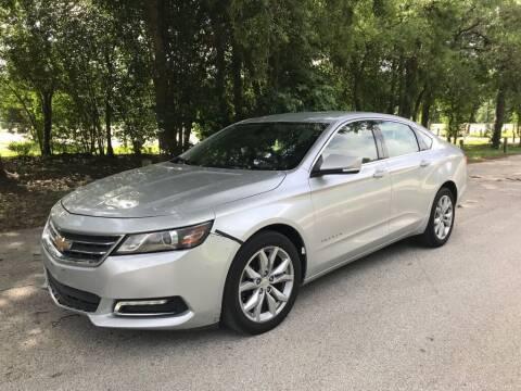 2018 Chevrolet Impala for sale at Race Auto Sales in San Antonio TX
