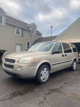 2007 Chevrolet Uplander for sale at Glory Auto Sales LTD in Reynoldsburg OH