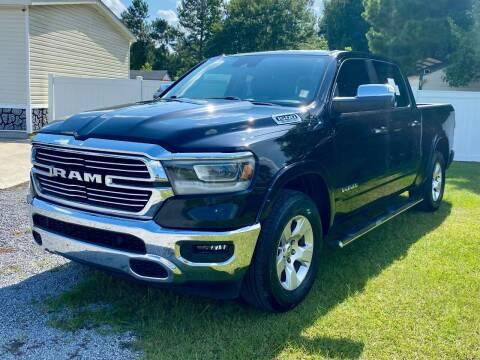 2019 RAM Ram Pickup 1500 for sale at Real Deals of Florence, LLC in Effingham SC