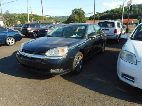 2004 Chevrolet Malibu for sale at Automotive Toy Store LLC in Mount Carmel PA