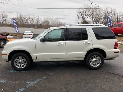 2004 Mercury Mountaineer for sale at KMK Motors in Latham NY