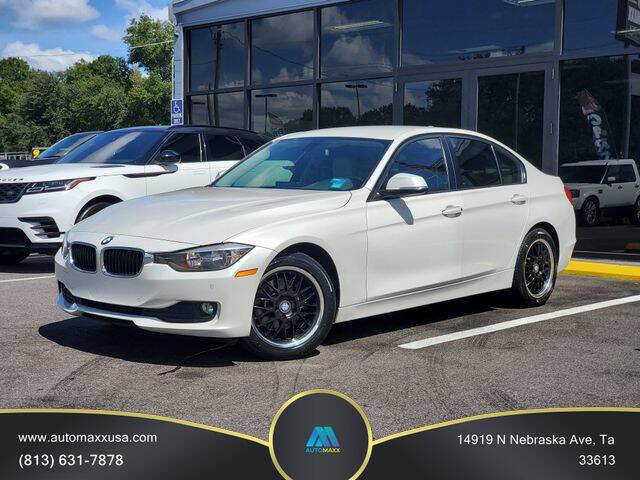 2015 BMW 3 Series for sale at Automaxx in Tampa FL