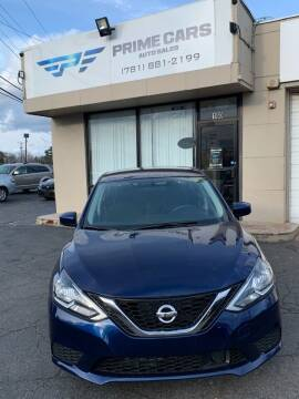 2019 Nissan Sentra for sale at Prime Cars Auto Sales in Saugus MA