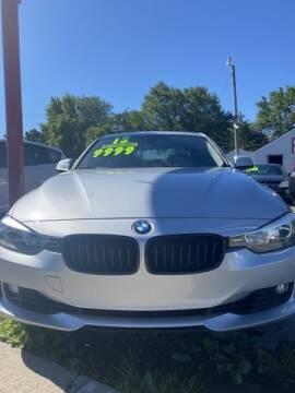 2013 BMW 3 Series for sale at Mastro Motors in Garden City MI