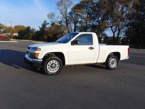 2012 Chevrolet Colorado for sale at CR Garland Auto Sales in Fredericksburg VA