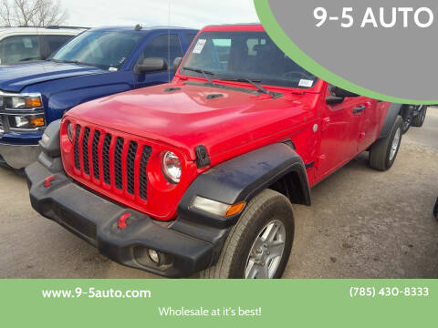 2020 Jeep Gladiator for sale at 9-5 AUTO in Topeka KS
