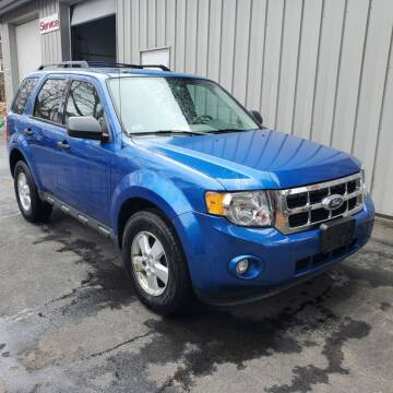 2012 Ford Escape for sale at Stellar Motor Group in Hudson NH