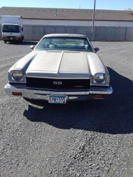1973 Chevrolet Malibu for sale at Classic Car Deals in Cadillac MI