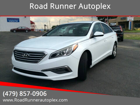 2015 Hyundai Sonata for sale at Road Runner Autoplex in Russellville AR