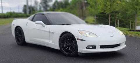 2005 Chevrolet Corvette for sale at BOOST MOTORS LLC in Sterling VA