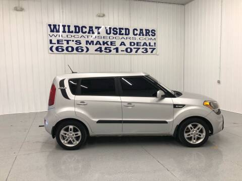2012 Kia Soul for sale at Wildcat Used Cars in Somerset KY