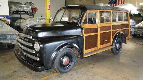 1949 Dodge B1 -B108 for sale at Fiore Motors, Inc.  dba Fiore Motor Classics in Old Bethpage NY