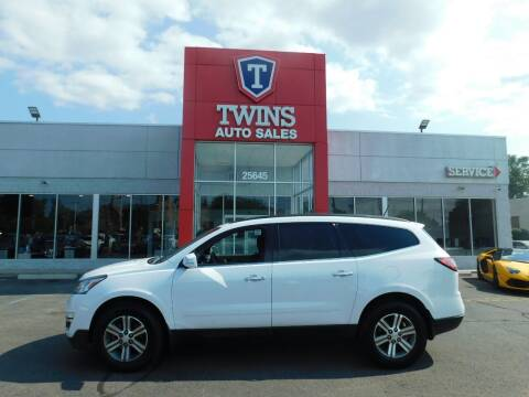 2016 Chevrolet Traverse for sale at Twins Auto Sales Inc Redford 1 in Redford MI