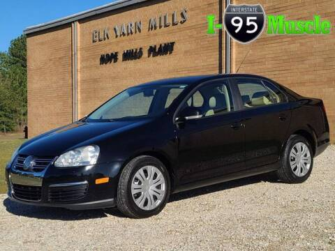 2008 Volkswagen Jetta for sale at I-95 Muscle in Hope Mills NC