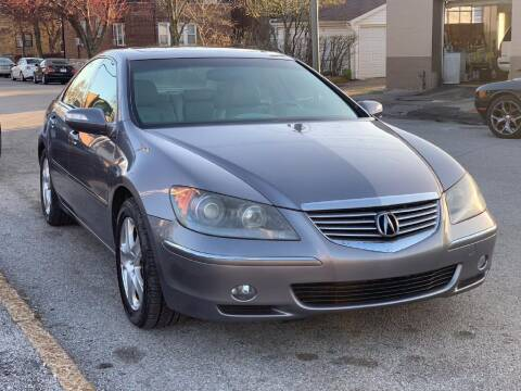 2007 Acura RL for sale at IMPORT Motors in Saint Louis MO
