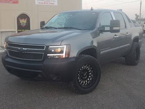 2007 Chevrolet Avalanche for sale at BAC Motors in Weslaco TX
