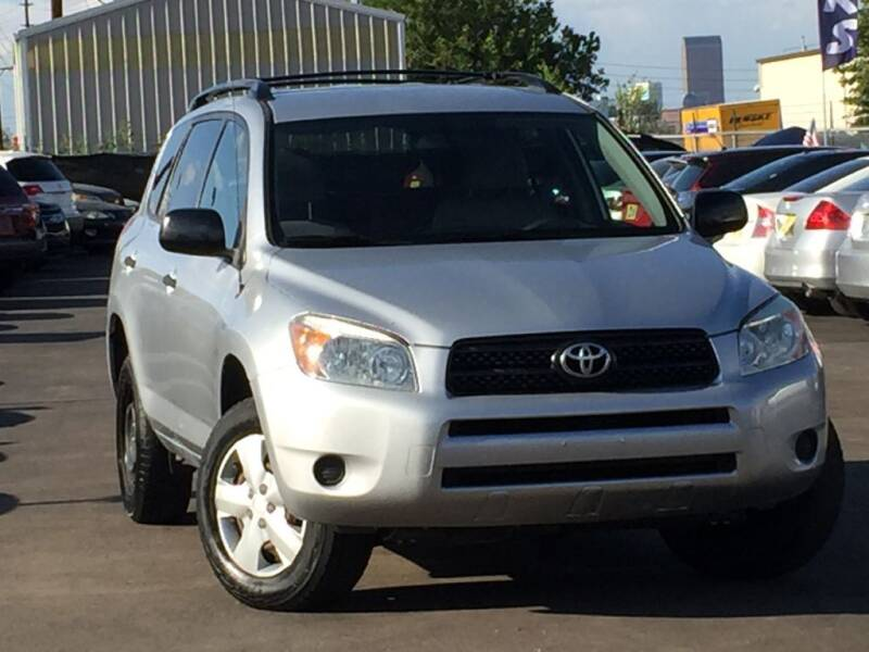2008 Toyota RAV4 for sale at Avalanche Auto Sales in Denver CO