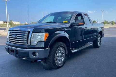 2010 Ford F-150 for sale at TRANS P in East Windsor CT